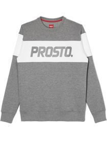 Bluza Klasyk PROSTO ALL ALONG szara