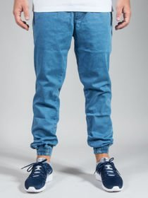 SPODNIE JEANS JOGGER NEW BAD LINE ICON