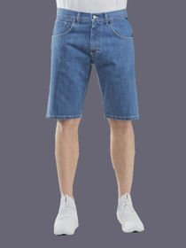 Szorty MASS DNM jeansowe CLASSICS straight fit