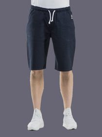Szorty jeansowe MASS pants Base regular fit navy