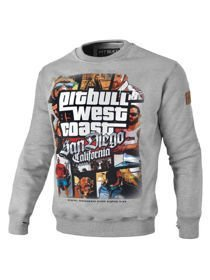 Bluza PITBULL klasyk Most Wanted PIT BULL