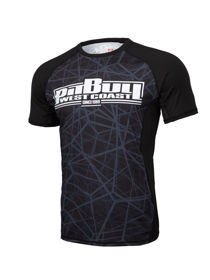 Koszulka PITBULL Mesh Performance Dark Ray