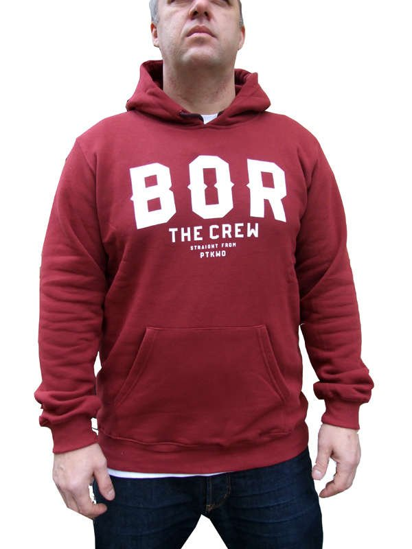 Bluza BOR NEW THE CREW Klasyk paluch