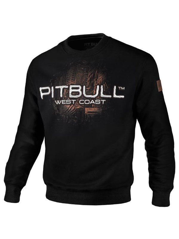 Bluza PITBULL klasyk City Of Dogs PIT BULL