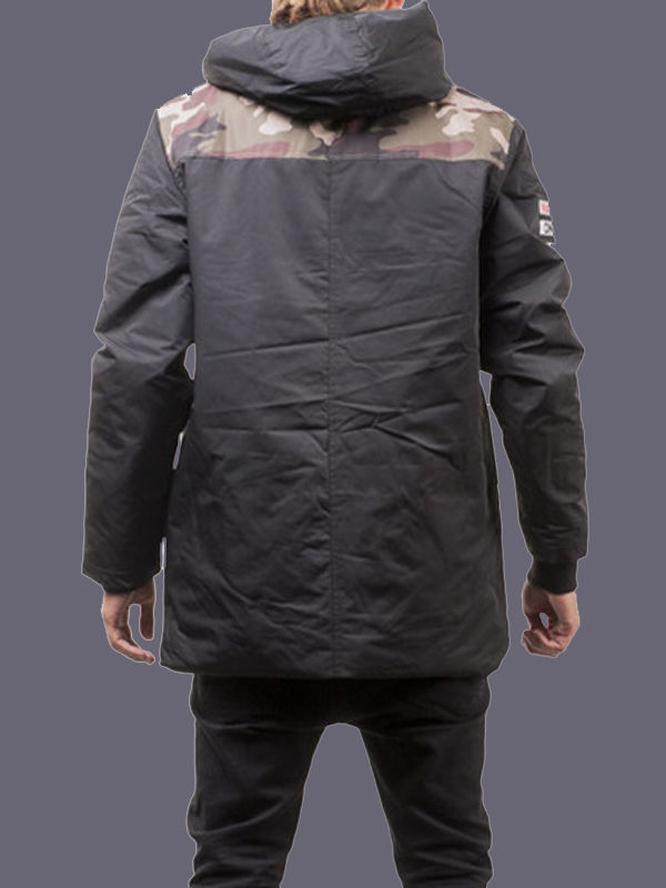Kurtka MASS DENIM zimowa Conversion Parka