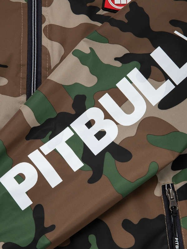 Kurtka PIT BULL Athletic Sleeve pitbull wiosna