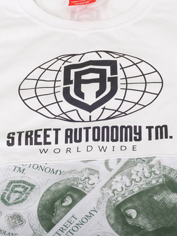 Longsleeve Street Autonomy Worldcash