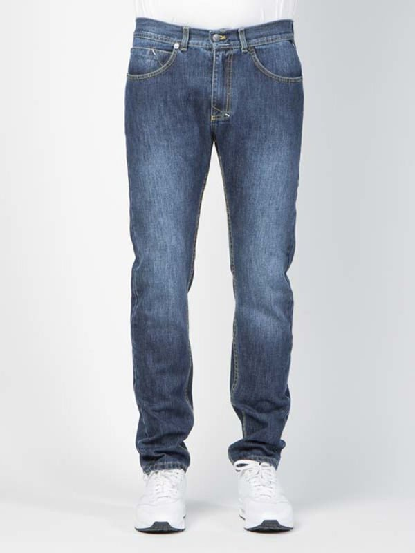 Spodnie jeansy MASS DNM Signature Tapered Fit